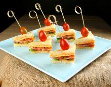 Bánh Sandwich Thịt Nguội