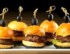 Burger Thịt Bò