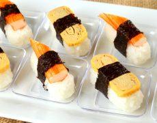 Sushi Tôm Trứng