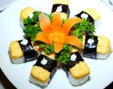 Sushi Trứng